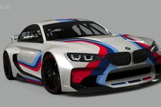 BMW Vision Gran Turismo 11 750x500 BMW M2 might be real life Vision GT