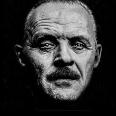 "Saatchi Art Artist Lee Crum; Photography, ""Sir Anthony Hopkins"" #art"