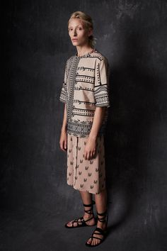 Yigal Azrouël Spring 2017 Ready-to-Wear Fashion Show