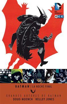 No te pierdas nuestra #crítica para Grandes Autores de #Batman: Doug Moench y Kelley Jones – La Noche Final #ECCEdiciones