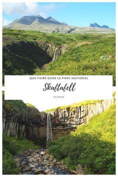 Que faire au Parc National de Skaftafell ? - Voyager en photos - blog voyage