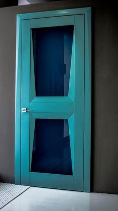 Doors design on Behance Door Gate Design, Door Design Interior, Main Door Design, Wooden Door Design, Vintage Interior Design, Wooden Doors, Wall Design, Modern Front Door, Door Casing