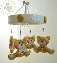 Mobile de Berço Ursinhos