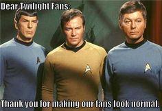 Funny Pictures: Star Wars vs Star Trek
