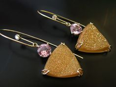 Earrings - Custom Design Earrings - Fort Myers Jeweler - Southwest Florida, Naples, Fort Myers - Mark Loren Designs