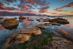 The Perfect Sunrise - Kaikoura, New Zealand  by Kah Kit Yoong Earth Photos, Mountain Range, Planet Earth, New Zealand, Sunrises, Nature, Breaking Dawn, Sunrise, Sunsets