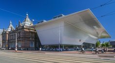 Museum #6 van Harry Hilders: Stedelijk Museum