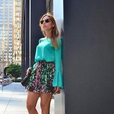 Editorial NY Saia Park Avenue [Alle Röcke] look saia tule