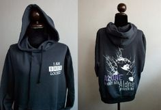 I AM SHERLOCKED and Alone is what I have ,Alone protects me on Hoodie sweatshirt Long Sleeve.for erica Sherlock Quotes, Sherlock Holmes, Girl Stuff, Hoodies, Sweatshirts, Hooded Jacket, Fandom, Spaces, Future