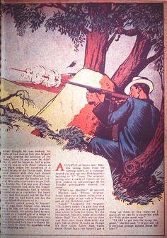 creig flessel from detective comics pre-batman.