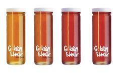 Golden Elixir by Rosie Hellier, via Behance