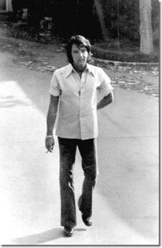 Very rare pic of Elvis Presley