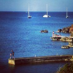 Viaje en catamaran por Ibiza y Formentera.