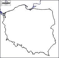 Poland: Free maps