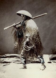 Photos from Old Japan. Politically Incorrect and Controversial.