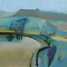 Landscape Paintings and photographs : Malcolm Ashman.