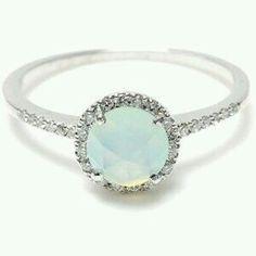 Tiffany blue wedding ring