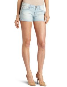 PAIGE Women's Silverlake Mid Rise Short PAIGE. $111.75. Made in Italy. 8.125 inch rise. 3 inch inseam. Machine Wash. 98% Cotton/2% Elastane