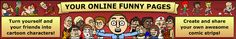 This is an awesome site to make your own comic strips. It would be a great program for all ages.