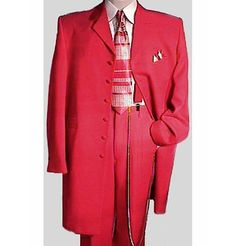 The Globe Zoot Suit - red for the win.