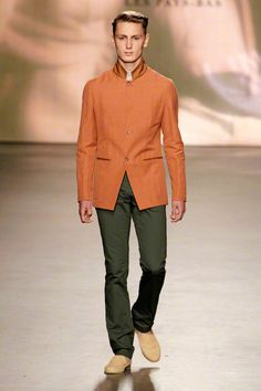 Amsterdam Fashion Week Spring Summer 2013 - Sjaak Hullekes