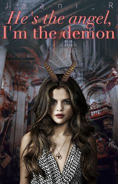 Cover Shop 2 (dicht) -> Ga naar Cover Shop 3 - He's the angel, I'm the demon Cover, Wattpad, Angel, Movie Posters, Film Poster, Billboard, Film Posters, Angels