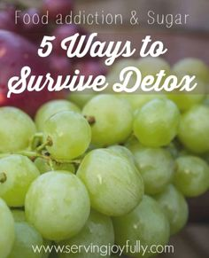 The bad news is that giving up sugar and/or processed foods will likely result in some detox symptoms initially. The good news is they don't last long, and there are some things you can do to make the process easier. Here are 5 practical tips for reducing Week Detox Diet, Detox Diet Drinks, Detox Juices, Detox Foods, Detox Smoothies, Detox Plan, Sugar Detox Cleanse, Juice Cleanse, Stomach Cleanse