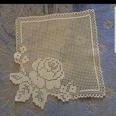 Crochet Placemats, Crochet Table Runner, Crochet Doilies, Crochet Lace, Filet Crochet, Crochet Curtains, Starter Set, Filets, Bohemian Rug