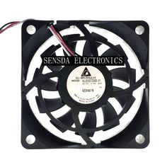 Brand New Delta NUB0612MB NUB0612MB 01 12V 0.10A 6015 60mm 60x60x15mm silent quiet Server Square projector cooling fan-in Fans & Cooling from Computer & Office on Aliexpress.com | Alibaba Group