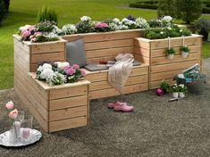 Lawn Restoration, Japan Garden, Garden Solutions, Outdoor Furniture Sets, Outdoor Decor, Plantar, Back Gardens, Balcony Garden, Raised Garden Beds