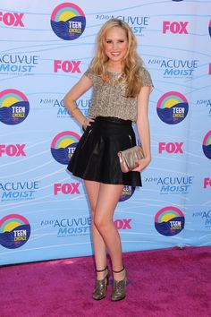Meaghan Jette Martin - 2012 Teen Choice Awards Celebrity Red Carpet, Celebrity Style, Meaghan Martin, Aaron Johnson, Teen Choice Awards, Red Carpet Dresses, Celebs, Celebrities, Actors & Actresses