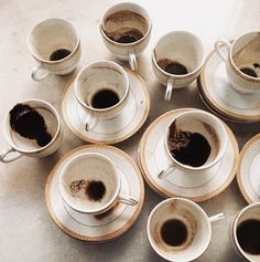 coffee aesthetic