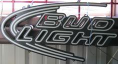 JD-14 Neon Bud Light
