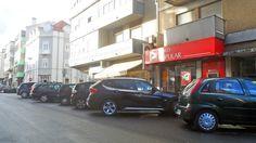 Balcão do Banco Popular em Campo de Ourique, Lisboa