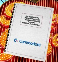 Commodore Computer Diagnostics and Troubleshooting Manual. Item Condition: Item is non-OEM. Computer Service, Best Laptops, User Guide, Computers, Manual, Retro, Ebay, Suit, Vintage