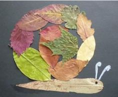 Arte con hojas - Sonia.1 - Picasa Web Albums