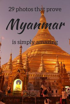 Considering a trip to Myanmar/Burma? We encourage you to head there ASAP - you'll love this culturally diverse, interesting country. Check out these great photos!