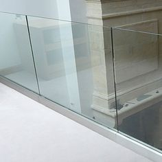 We supply a range of Glass Balustrade Systems including Frameless Glass Channel Balustrades offering continuous spans glass without the need for steel uprights.