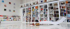 amazing hotel library inspired by beach reads at The Library Hotel, Ko Samui, Thailand
