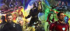 New Avengers: Infinity War Posters debut at SDCC 2017!!