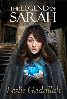 """The Legend of Sarah by Leslie Gadallah. (Originally published by Del Rey as """"The Loremasters"""")  Canadian science fiction with afterword by Robert Runte"""