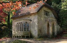 The church where James Alexander Malcolm MacKenzie Frasier married Claire Beauchamp Randall. A beautiful church...