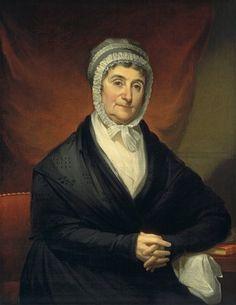 Jacob Eichholtz (1776-1842)  —  Ann Old Coleman (Mrs. Robert Coleman), c. 1820  (617x800)