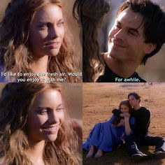 I ship Damon and Rose so hard  SHE LOVED HIM AND HE CARED ABOUT HER SO MUCH! Honestly the nicest thing Damon has done for anyone. This is one of my favorite scenes in TVD (2x12) Q: Who do you ship with Damon? A: Rose or Bonnie tbh ik I'm gonna get hate for that but idc I love it  Follow @holytvdiaries  #rikkiedit #damonsalvatore #rose #ramon #tvd