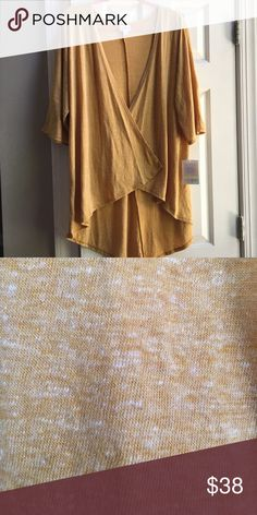 🌻S LuLaRoe Lindsay🌱New Fits 0-8 S Lindsay Kimono. Cotton blend knit in a beautiful mustard yellow melange. Lightweight for layering in all seasons. Also available in sage green and red. Price Firm. Bundle&Save. LuLaRoe Sweaters Cardigans