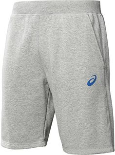 Asics France Knit 9 Inch Mens Training Shorts - Grey