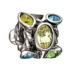 Chamilia Marquis Green Charm JC-2E D | C W Sellors Fine Jewellery and Luxury Watches