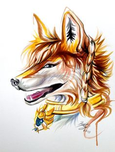 Foxy by Lucky978 on DeviantArt