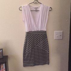 Bodycon dress Great condition! Super cute!! Charlotte Russe Dresses Mini