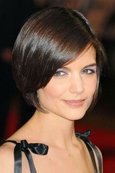 Katie Holmes for Alterna - Katie Holmes Best Hairstyles - ELLE
